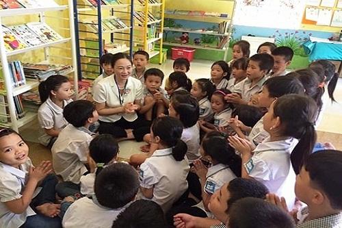 Giáo viên sẽ là nguồn kiến thức trung tâm giúp lan tỏa đến học sinh
