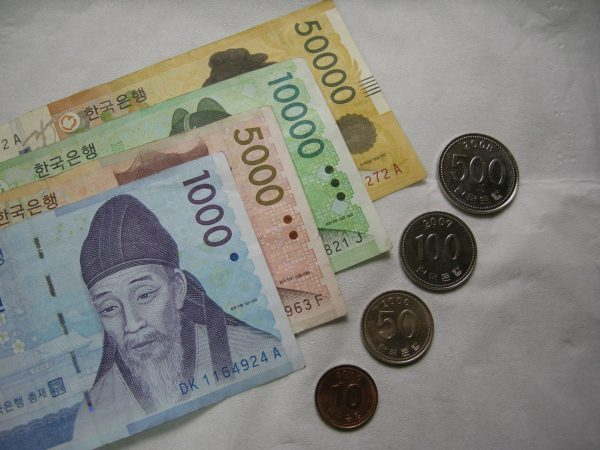 Đồng won là gì? 1 won Hàn Quốc bằng bao nhiêu tiền Việt Nam?