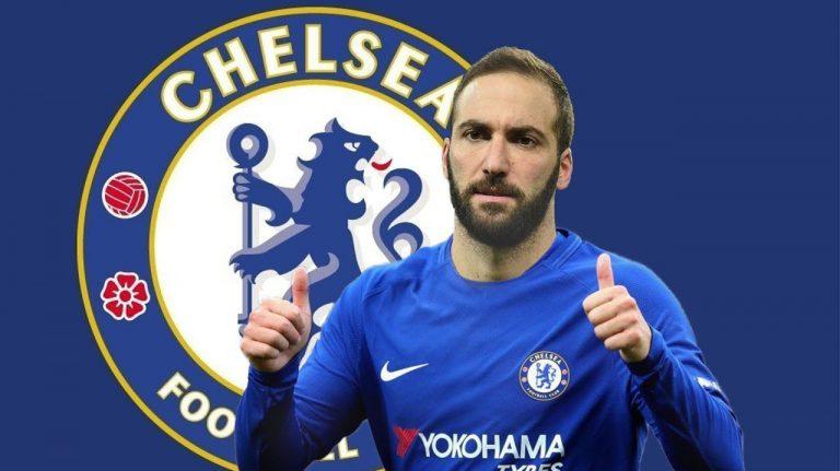 Tiểu sử Gonzalo Higuain - Tiền đạo CLB Chelsea