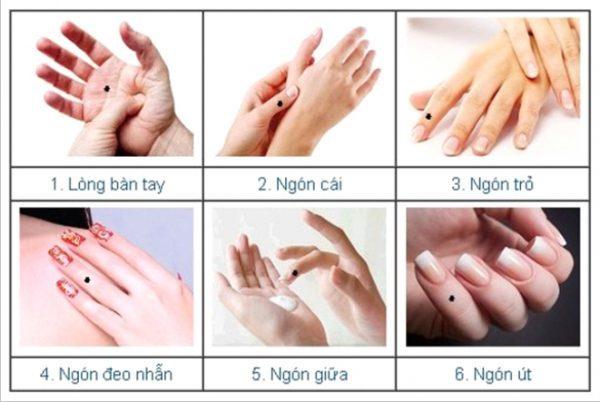 Nốt ruồi ở ngón tay út và các ngón khác nói lên điều gì về tính cách và con người bạn?