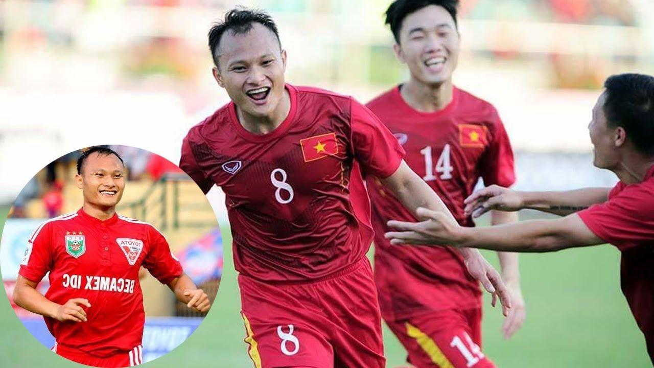 Tiểu sử và sự nghiệp bóng đá của Nguyễn Trọng Hoàng